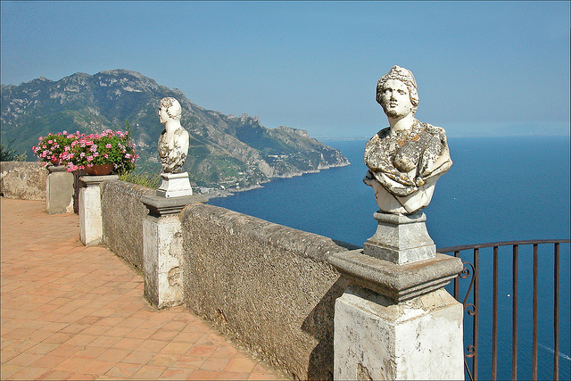 Landscape from Ravello