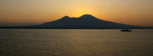 Vesuvio sunrise